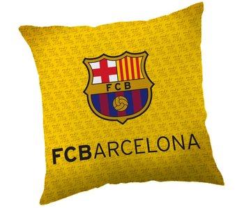 FC Barcelona Logo Kissen 40x40cm