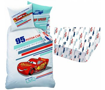 Disney Cars Set Duvet Cover + Covers Allure