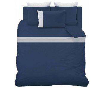 Matt & Rose Bettbezug + 2 Kopfkissenbezug Plissee Tendance 260x240 cm