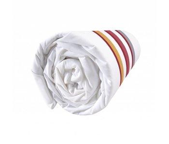 Matt & Rose Ausgestattet Esprit graphique Terrakotta 160x200 cm