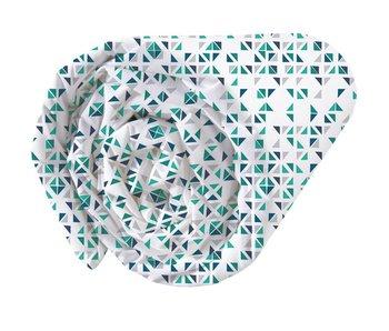 Matt & Rose Fitted Sheet Tendance mosaic 90x200cm