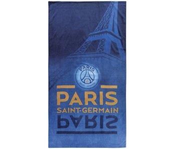 Paris Saint Germain Beachtowel Eiffel 85x160cm