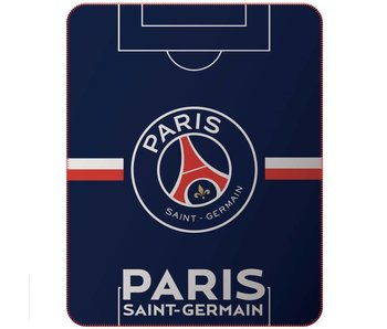 Paris Saint Germain Fleece Plaid Terrain