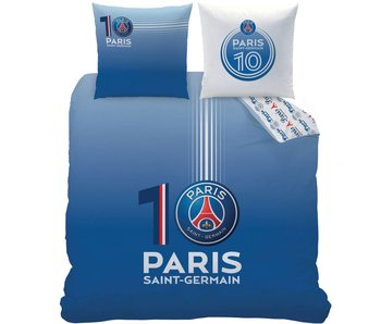 Paris Saint Germain Duvet cover Numero Dix 240x220cm