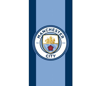 Manchester City Strandtuch 70x140cm