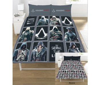 Assassin's Creed Dekbedovertrek Legacy tweepersoons