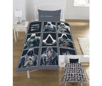 Assassins Creeds Legacy Einzel Bettbezug