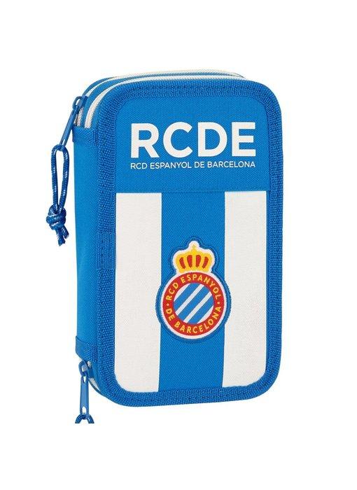RCD Espagnol Filled pencil case Logo 28 pcs