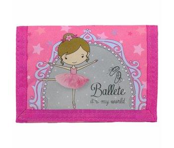 Ballet Wallet Ballerina