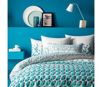 Matt & Rose Duvet cover + 1 pillowcase Tendance mosaic 140x200cm