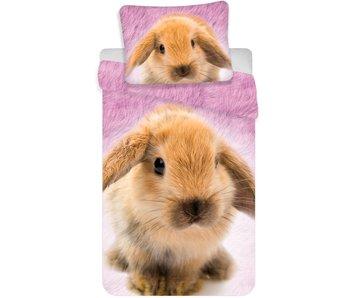Animal Pictures Bettbezug Kaninchen