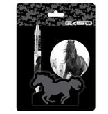 Animal Pictures My beautiful horse - kladblokje + balpen