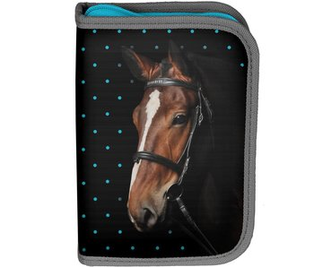 Animal Pictures Etui gevuld My beautiful horse 23 stuks zwart