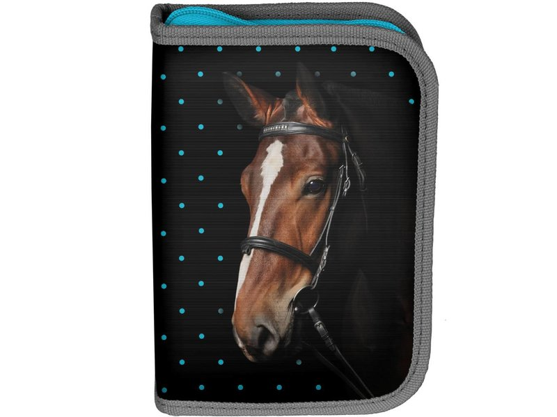 Animal Pictures My beautiful horse - Etui gevuld - 23 stuks - Zwart