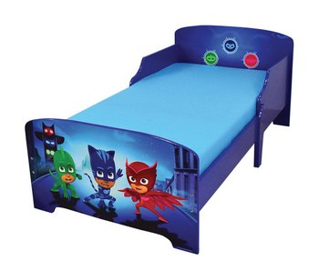 PJ Masks Toddler Bed 70x140cm including slatted base