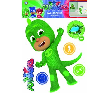 PJ Masks Wall sticker Gecko