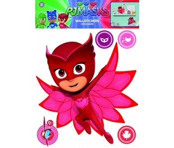 PJ Masks Wandaufkleber Owlette