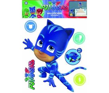PJ Masks Wall sticker Cat Boy
