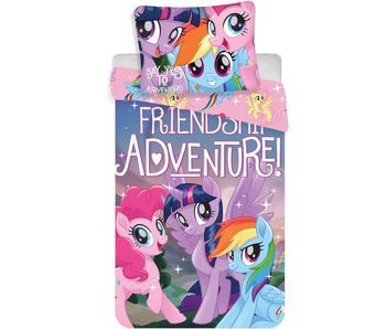 My little Pony Bettbezug Firends Adventure 140x200
