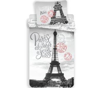 Paris Gute Idee Bettbezug 140x200 + 70x90cm
