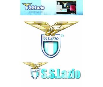 Lazio Roma Logo Wandtattoo