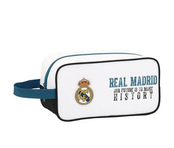 Real Madrid Toiletry / Chaussures Histoire Blanc 29cm