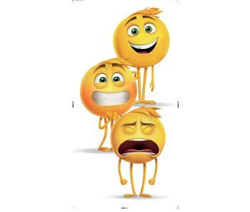 Emoji Strandlaken 140x70 cm