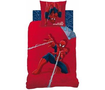 Spider-Man Dekbedovertrek Tower