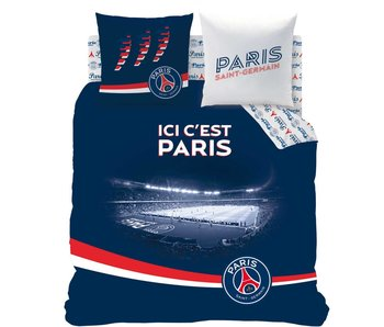 Paris Saint Germain Dekbedovertrek  Parc des Princes 240x220cm