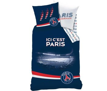 Paris Saint Germain Dekbedovertrek  Parc des Princes 140x200 cm