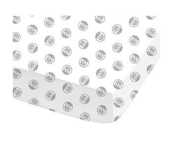 Paris Saint Germain Fitted Sheet Third 90x200cm