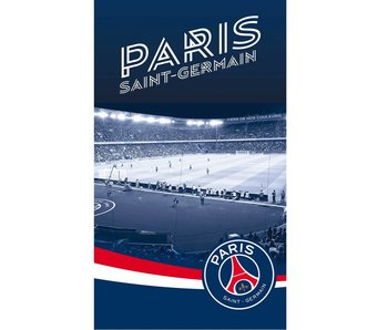 Paris Saint Germain Strandtuch Parc des Princes 70x120cm