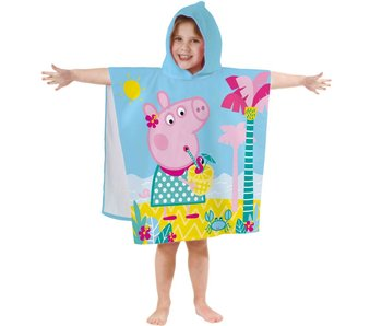 Peppa Pig Bath cape Summer 60x120