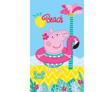Peppa Pig Beach towel Summer 70x120cm