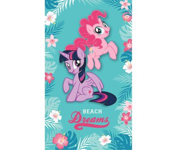 My little Pony Beach towel Tropical 70x120cm