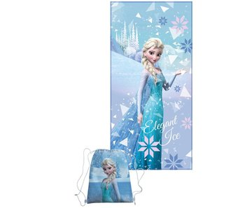 Disney Frozen Strandlaken Winter 70x140cm