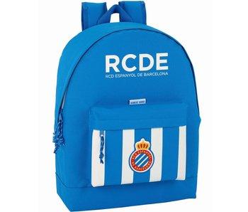 RCD Espagnol Rucksack Blau 43 cm