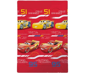 Disney Cars Bettüberwurf Legends 140x200cm