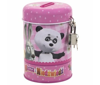 Masha en de Beer Piggy Bank 11.5 cm
