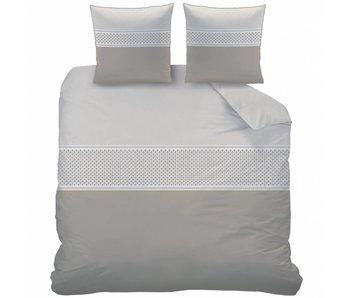 Matt & Rose Bettbezug Esprit Domino 260x240 + 2 Kissenbezüge 65x65 cm
