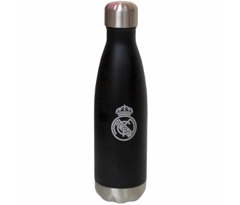 Real Madrid Thermosfles Zwart 500 ml