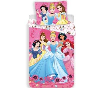 Disney Princess Dekbedovertrek Group 140x200 cm