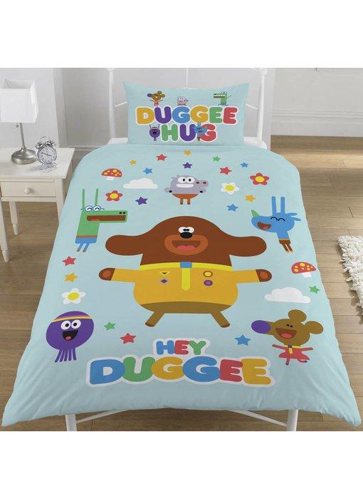 Hey duggee Duvet cover Hello Squirrels single 135x200 + 50x75cm