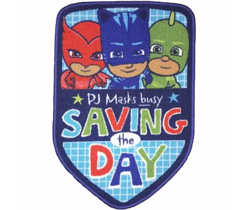PJ Masks Vloerkleed Save The Day 53 x 80 cm