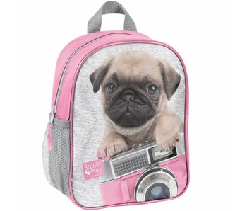 Studio Pets Backpack Love Pugs 28 cm