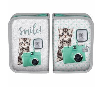 Studio Pets Filled pencilcase Smile 22 pieces