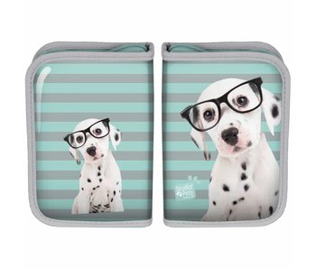 Studio Pets Filled pencilcase Dalmatian 22 pieces