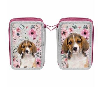 Animal Pictures Etui Beagle 19 cm