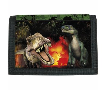Dinosaurus Brieftasche Fire