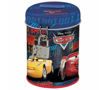 Disney Cars Money box Speed ​​11.5 cm